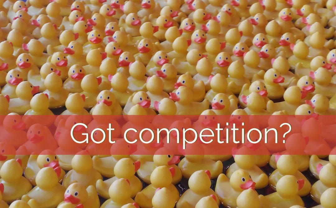 How Many of Your Competitors are Imaginary?
